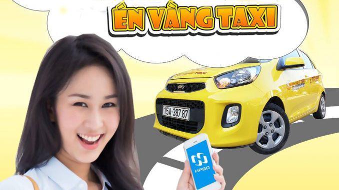Cài HPGo đi đâu cũng chọn Én Vàng taxi