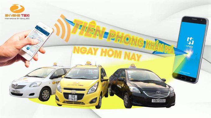 Sự chuyển mình của Én Vàng taxi trong thời đại công nghệ 4.0